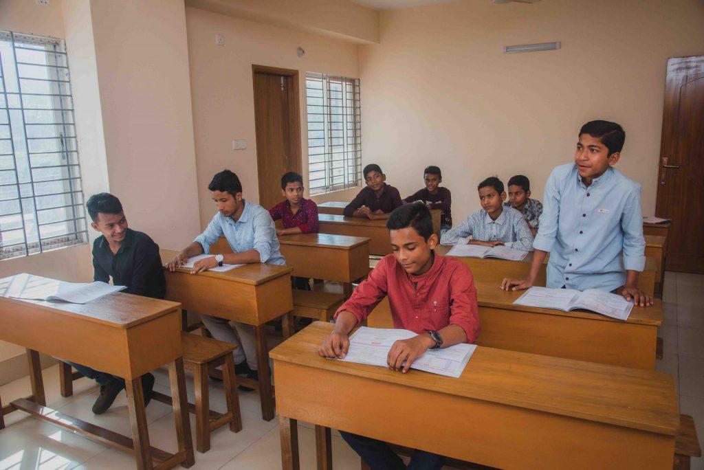 redgreen classroom
